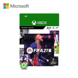 微軟《FIFA 21》標準版 - 中文版(下載版)