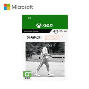 微軟《FIFA 21》終極版 - 中文版(下載版)