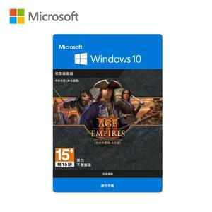 微軟《世紀帝國 III:決定版》 - 中文版(下載版)