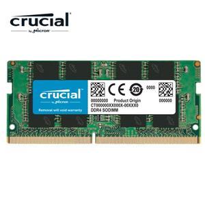 (新)Micron Crucial NB - DDR4 2666 / 8G 筆記型RAM