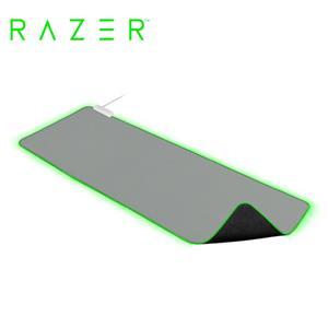 雷蛇Razer Goliathus Chroma Extended 重裝甲蟲加長版(白)RGB滑鼠墊