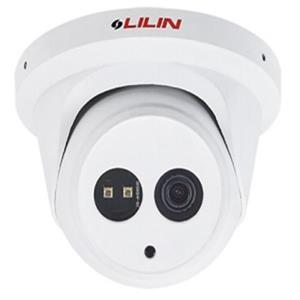 LILIN 利凌 P2R6522E4 200萬畫素30米紅外線半球型網路攝影機(4mm)