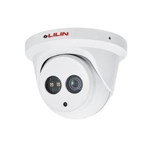 LILIN 利凌 P2R6552E4 500萬畫素30米紅外線半球型網路攝影機(4mm)