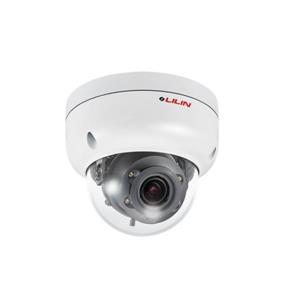 LILIN 利凌 MR6422AX 200萬畫素30米紅外線手動變焦半球型網路攝影機(2 . 8 - 12mm)