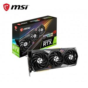 微星MSI RTX 3080 10G GAMING X TRIO PCI - E顯示卡
