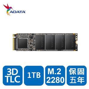 ADATA威剛 XPG SX6000 Lite 1TB M . 2 2280 PCIe SSD固態硬碟(送散熱片)
