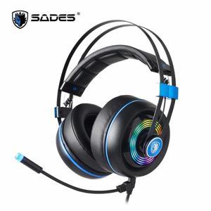 賽德斯 SADES Armor 狼盾 A‧RGB 電競耳機麥克風