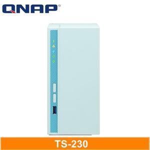 QNAP TS - 230 網路儲存伺服器