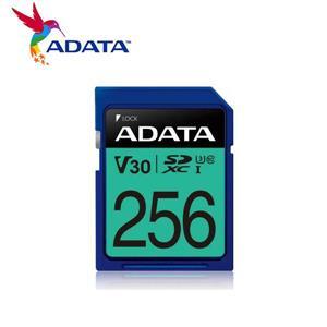 威剛 Premier Pro SDXC UHS - I U3( V30) 256G記憶卡