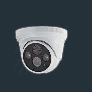 WIS - IP526AP 500萬畫素20米紅外線半球型網路攝影機(3 . 6mm)