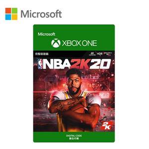 微軟 NBA 2K20(下載版)