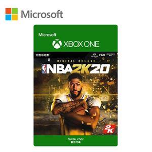 微軟 NBA 2K20 數位豪華版(下載版)