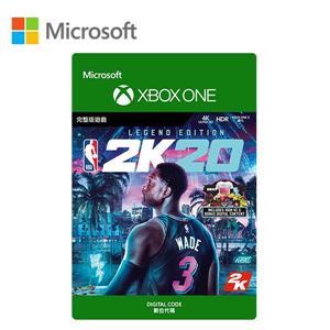 微軟 NBA 2K20 傳奇版(下載版)
