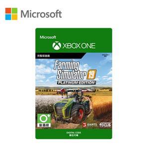 微軟 模擬農場19 白金版(下載版)