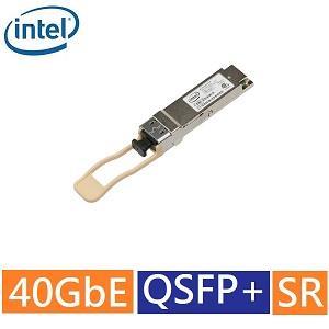 Intel E40GQSFPSR QSFP + SR 40G 光纖模組 (GBIC)