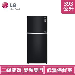 LG GN - BL430GB (393公升)直驅變頻上下門冰箱