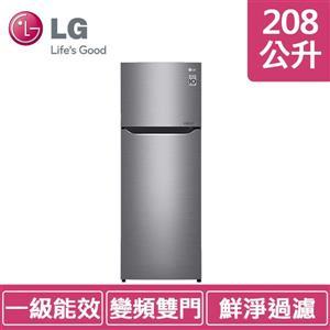 LG GN - L297SV (208公升) 精緻銀 變頻冰箱