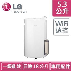 LG MD181QWK1 (水箱容量5 . 3公升)變頻除濕機