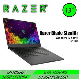 雷蛇Razer Blade Stealth RZ09 - 03101T72 - R3T1 13吋 電競筆記型電腦