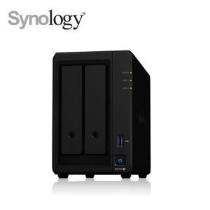 【群暉SSD 組合】Synology DS720 + 搭SSD * 2PCS(可替換)