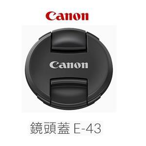 Canon Lens Cap E - 43 鏡頭蓋