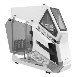曜越 AH T600 雪白版 高直立開放式 強化玻璃機殼
