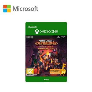 微軟 我的世界:地下城 - Xbox One英雄版(下載版)