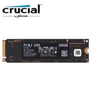Micron Crucial P5 250GB ( PCIe M . 2 ) SSD