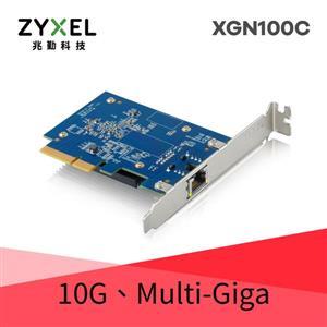 ZYXEL XGN100C五速10G單埠有線網路卡