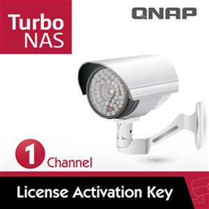 QNAP LIC - SW - SURVEILLANCE - 1CH 攝影機授權