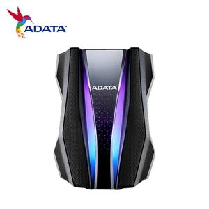 ADATA威剛 HD770G RGB 2TB(黑) 2 . 5吋軍規防水防震行動硬碟