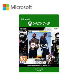微軟 EA SPORTS UFC 4 標準版 - 中文版(下載版)