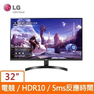LG 32型 32QN600 - B (寬)螢幕顯示器