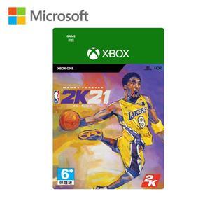 微軟 《NBA 2K21》永懷曼巴版 - 中文版(下載版)