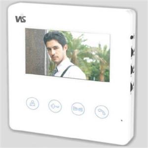 威士登WIS - 043 室內型4 . 3吋彩色螢幕免持對講機