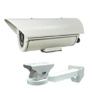 昇銳 HS - 6IN1 - H009BT 500萬畫素40米紅外線手動變焦防護罩攝影機(2 . 8 - 12mm) (配外出線支架)