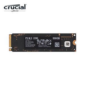 Micron Crucial P5 500GB ( PCIe M . 2 ) SSD