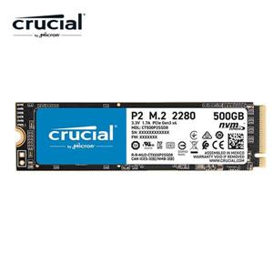 Micron Crucial P2 500GB ( PCIe M . 2 ) SSD