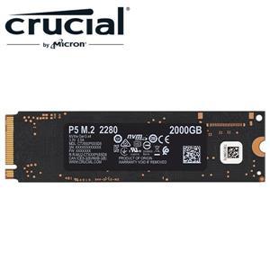 Micron Crucial P5 2TB ( PCIe M . 2 ) SSD