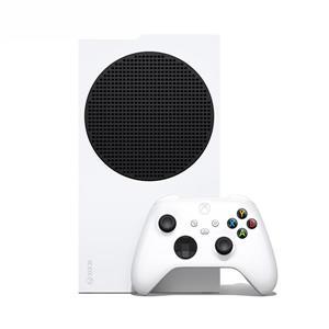 微軟Xbox Series S 512GB遊戲主機 + 金會員Game Pass Ultimate 3個月 超值組