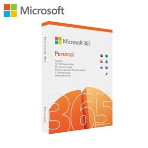 微軟Microsoft 365 Personal P8 個人版英文盒裝 1YR