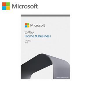 微軟Office 2021家用與中小企業版英文版 Home and Business P8 (WIN / MAC共用)