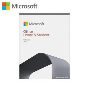 微軟Office 2021家用英文版Home and Student P8 (WIN / MAC共用)