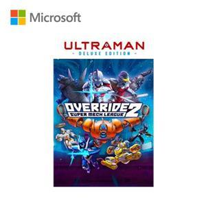 微軟 Override 2 : 超級機甲聯盟[超人豪華版] - 中文版(下載版)
