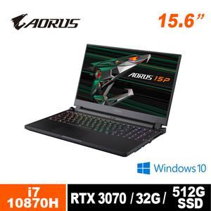 技嘉 GIGABYTE AORUS 15P XC - 8TW2430AH 15 . 6吋 筆記型電腦
