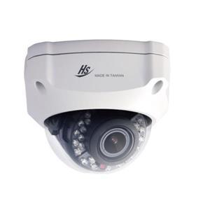 昇銳 Hi - Sharp HS - 4IN1 - D060AA 200萬畫素35米紅外線手動變焦半球型攝影機(2 . 8 - 12mm)