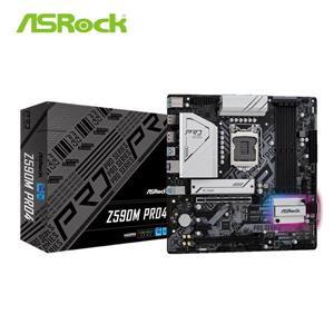 華擎 ASRock Z590M Pro4 MATX 主機板