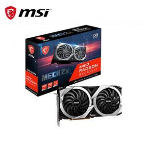 微星MSI Radeon RX 6700 XT 12G MECH 2X OC AMD顯示卡