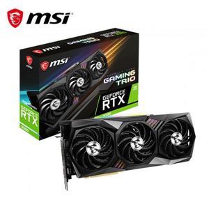 微星MSI RTX 3080 10G GAMING TRIO PCI - E顯示卡