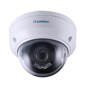 Geovision奇偶 GV - TDR2702 1080P 30米紅外線低照度戶外半球型網路攝影(4mm)